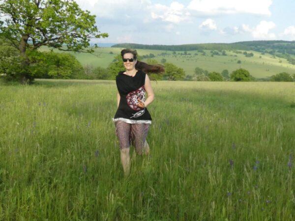 Miluji Jižní Moravu. Bílé Karpaty a jejich pastviny. Tady jsem doma.