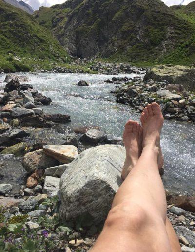 Zasloužený relax a očista mysli