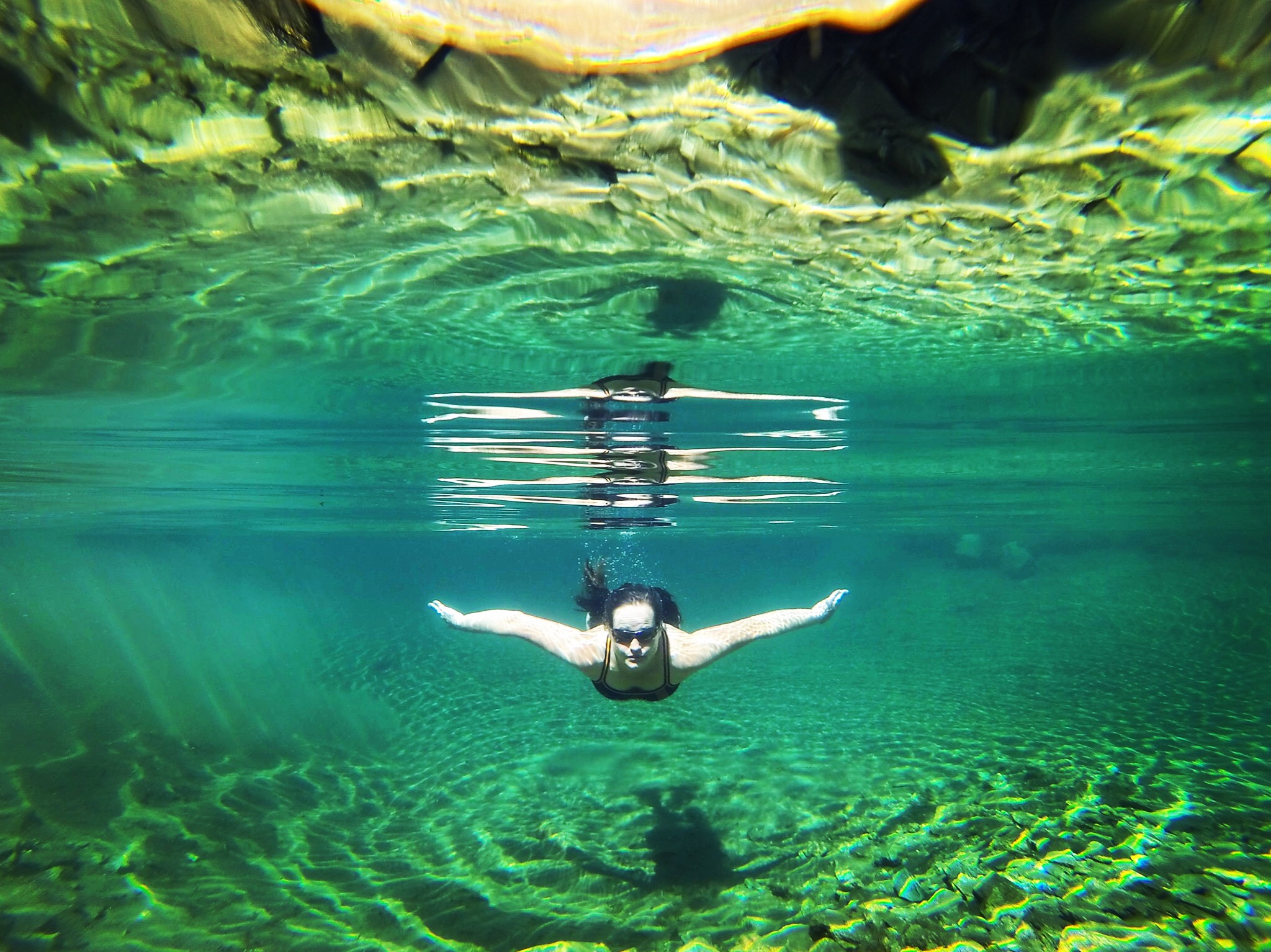 Plavu si, kde chci